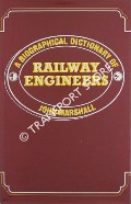A Biographical Dictionary of Railway Engineers  by MARSHALL, John